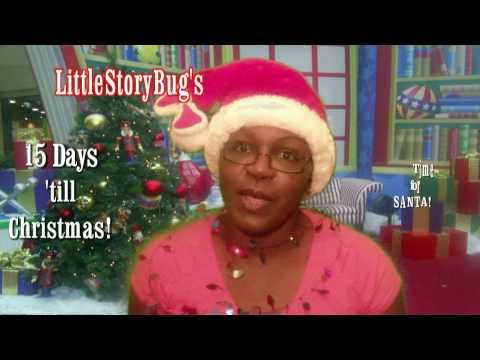 15 Days Until Christmas - Littlestorybug's Christmas Countdown - Day 10