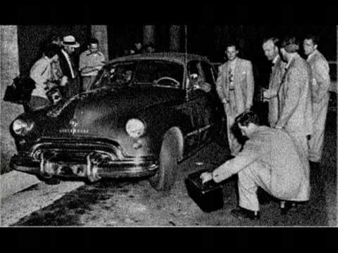 """Benjamin """"Lucky"""" Peterzell, 30s-40's era gangster"""