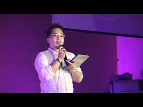 TEDxCAU - Daniel Jon - Named by Inspiration