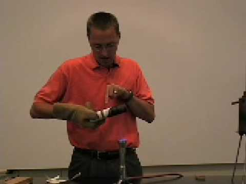 Thermal Conduction - Science Theater 19