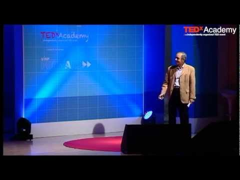 TEDxAcademy - Antonis Sgardelis - Old buildings are our living history