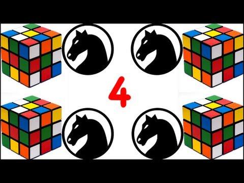 Chess Puzzles #4 (Endgame)
