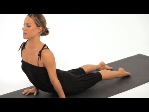 Upward Facing Dog (Urdhva Mukha Svanasana) | How to Do Yoga