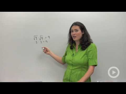 Multiplying and Distributing Radical Expressions