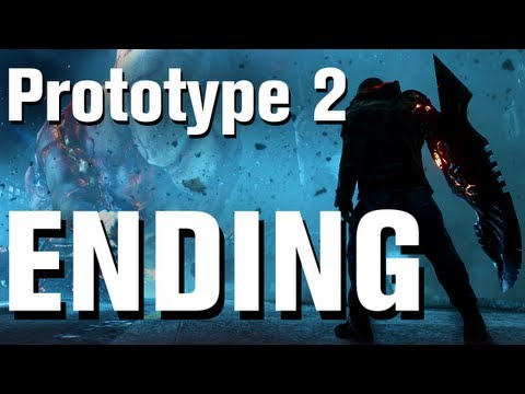 Prototype 2 Ending (Part 41) [No Commentary / HD / Xbox 360]