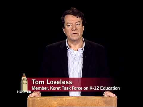 Education and the American Family in 2030 - Loveless