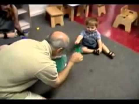 Piaget - Stage 1 - Sensorimotor stage : Object Permanence