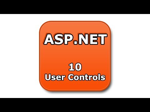 ASP.NET Tutorial - 10 - User Controls