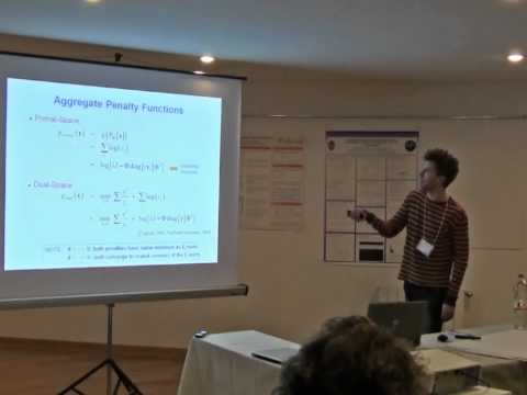NIPS 2011 Sparse Representation & Low-rank Approximation Workshop: Dictionary-Dependent Penalties...