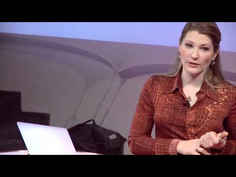 TEDxKoeln - Adriana Lukas: Balanced Asymmetry of Networks or How to avoid Hierarchies.