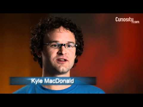 Kyle MacDonald: Business and Trading Up