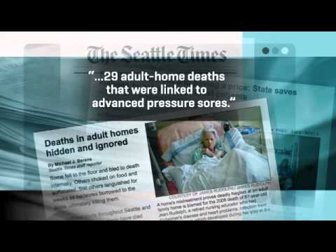 NEED TO KNOW   Cottage industry: Neglect and abuse in adult family homes   PBS