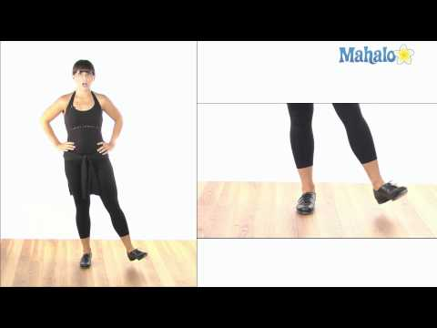 How to Do Irish Flaps in Tap Dance