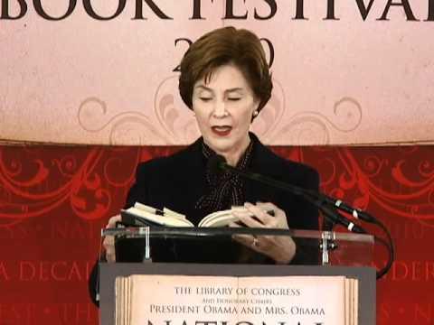 Laura Bush: 2010 National Book Festival