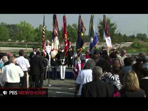 Pentagon 9/11 Memorial Service Opens