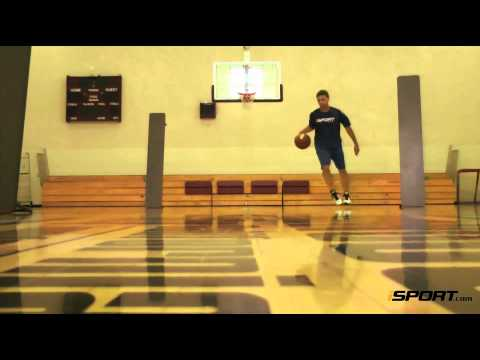 Basketball Dribbling Drills: Stagger and Shield