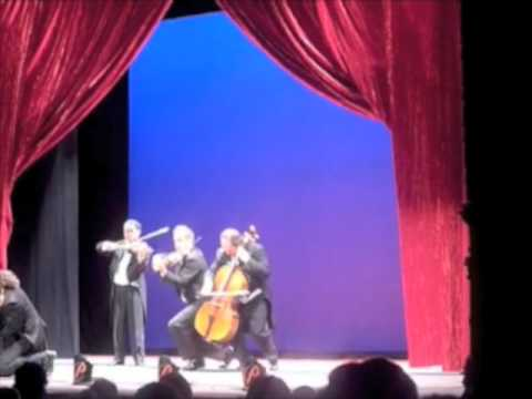 Paganini: Classical Music Comedy Quartet