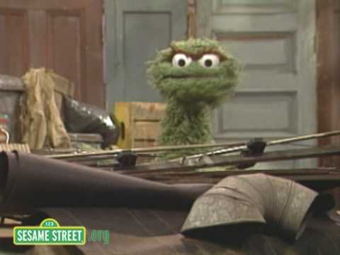 Sesame Street: I Love Trash