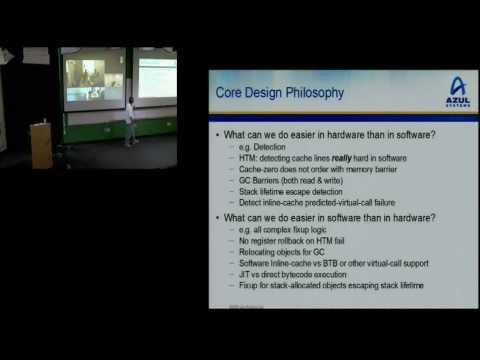 Java on a 1000 Cores - Tales of Hardware / Software CoDesign