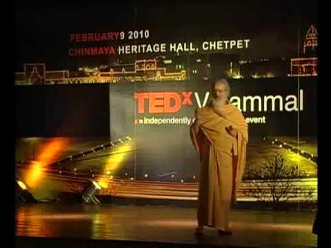 TEDxVelammal - Christian Fabre - 02/09/10