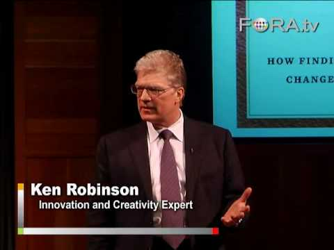 Do Schools Destroy Creativity? - Ken Robinson