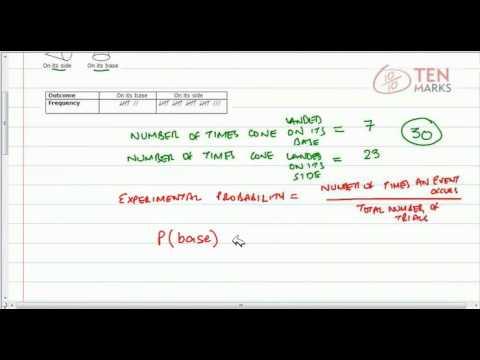 Compare Experimental Probability