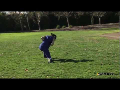 How to Field a Ball in the Outfield in Softball