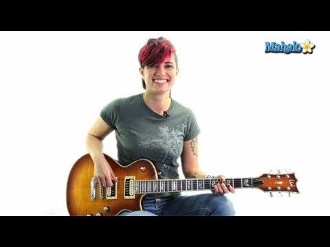 """Video A Day -  """"Break Even"""" by The Script on Guitar"""