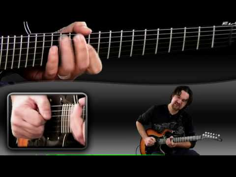 Guitar Lesson: Canon in D with David Wallimann