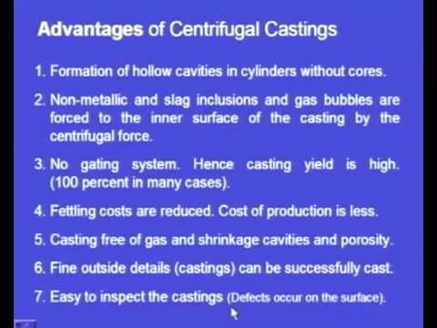 Mod-2 Lec-5 Metal Casting