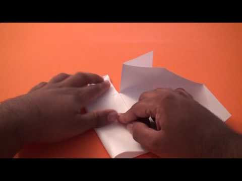 How to Make a (ORIGAMI) Paper: Heart with Wings - TCGames [HD]!