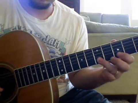 Guitar Lessons Video - Acoustic Jazz Lick