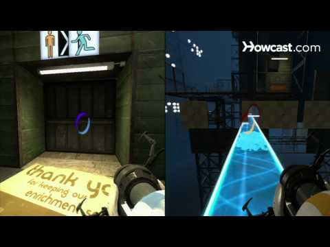 Portal 2 Co-op Walkthrough / Course 5 - Part 3 - Room 03/08