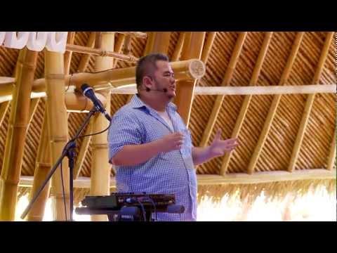 TEDxUbud - Indra Aziz - Music (literally) saved my life