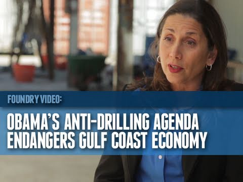 Year After Oil Spill, Obama Energy Policy Endangers Economy