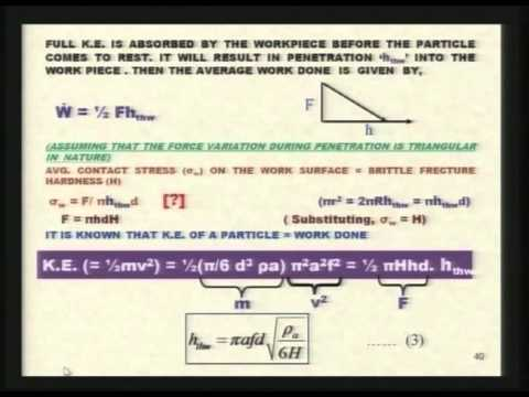 Mod-01 Lec-05 Advanced Machining Processes