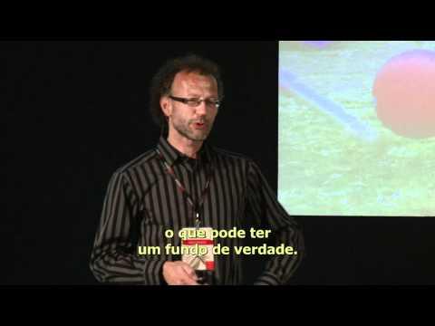 TEDxUnisinos - Reinhold Steinbeck - Impacto social do design e criatividade
