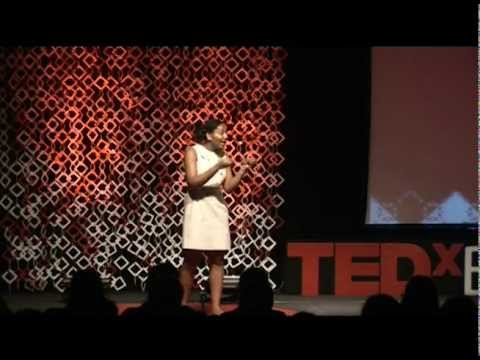 Journey of a Butterfly: A Personal Story: Raquel Helen Santos Silva at TEDxBeloHorizonte