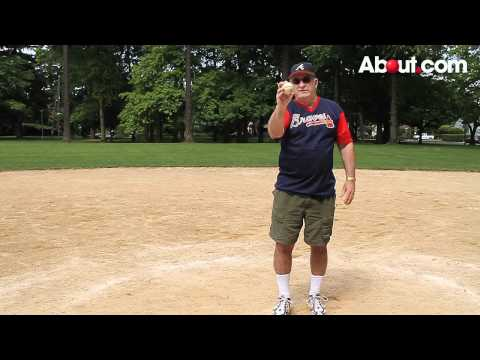 How to Throw a Four-Seam Fastball