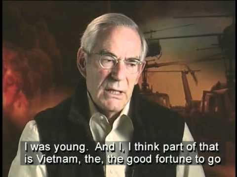 David Halberstam on Reporting after the Vietnam War