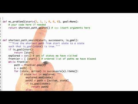 Cleaning up mc problem - CS212 Unit 4 - Udacity