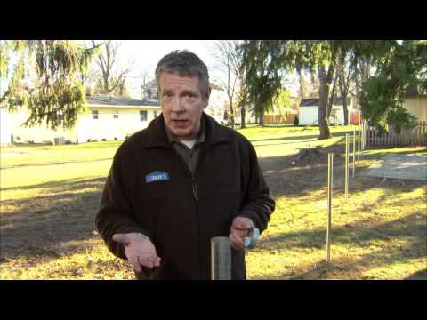 Chain Link Fence Installation Tips: Installing Posts and Hardware