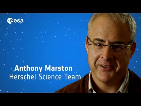 Anthony Marston is one of the brilliant minds behind ESA Science