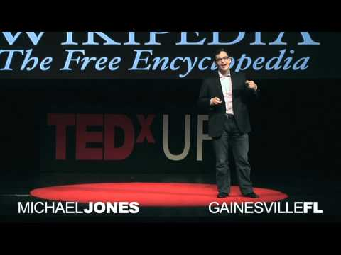 The Sharing Revolution: Michael Jones at TEDxUF