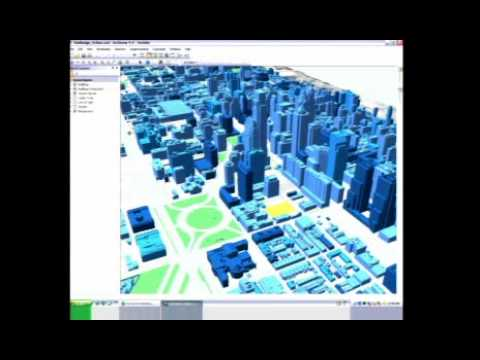 GeoDesign Summit 2010: ESRI Staff: Enabling Technologies (Part 5 of 8)