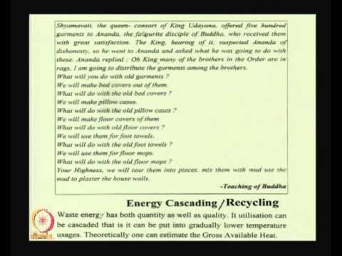 Mod-01 Lec-35 Lecture-35-Energy and Environment Related Issues in Nonferrous Metals Production