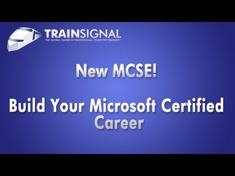 New MCSE: How to Successfully Build Your Microsoft Certified Career