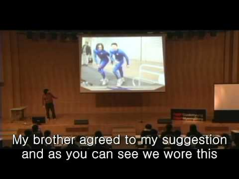 TEDxSookmyung-Jang Hwan Bae- Be Brave For What You Want