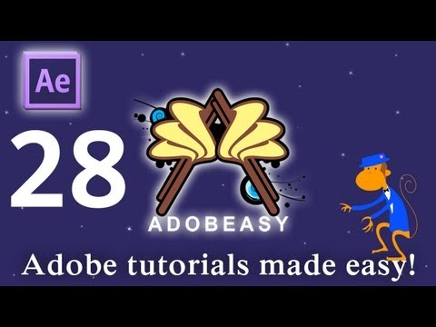 Adobe After Effects CS6 Lightning Tutorial