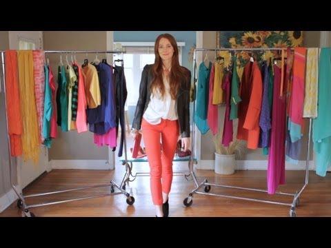 1 Trend 3 Ways: Brights! || KIN STYLE